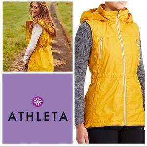 Athlete   Rockview Vest in Yellow   size medium